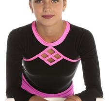 Svart/rosa tröja Kite  från Logos