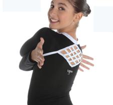 Svart/silvrig tröja Kite  från Logos