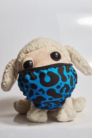 Roliga munskydd för barn och vuxna