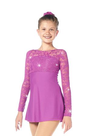 Rosalila klänningen deljer från Sagester