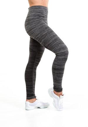Melerade leggings från Jiv i grått