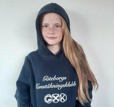 Hoodtröja Göteborgs konståkningsklubb