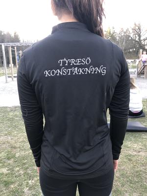 Svart klubbjacka Tyresö