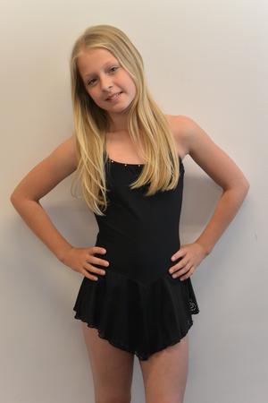 Ärmlös klänning från Sagester med Swarovski
