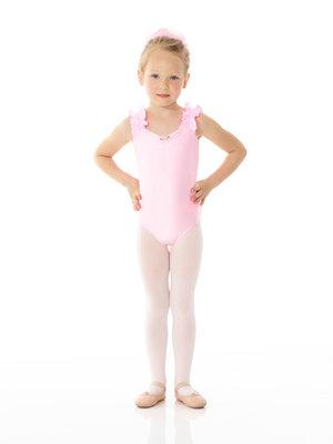 Söt barndräkt i rosa, lila eller turkos