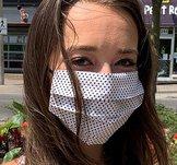 Prickig munskydd från Mondor