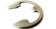 Låsning Bakaxelmutter C-clip FL, .750 Shaft