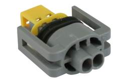 OEM Intake Air Temp Sensor with Terminal & Wire Seals