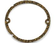 Packn. Blinkersglas, alla Fx,Fxr,XL 1973-85