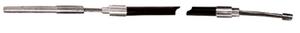 Bakbromsvajer  XL 1975-76