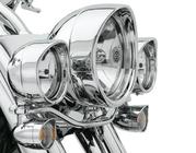 Headlamp Trim Ring, 94-  Flstc,Flstf  W/Visor