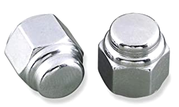 "Colony Cap nut, Chr 5/8""-18"