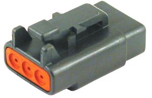 Fuel Pump Connect. Kit  Wire Seals,DTM series