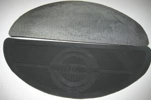 Gummi, Fotplatter B/T 1941-65  Sv.