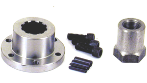 """1/2"""" Front Pulley Offset Insert W/Nut Bdl"""