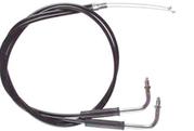 """Gas/Returvajer,B/T 1990-95  39"""",90° Svart"""