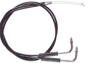 """Gas/Returvajer 1981-89  52"""",90°, Svart"""