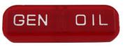 Rött Glas,2-Light 1947-54