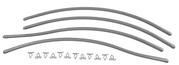 Lister Framskärm 1940-48,Rostfria