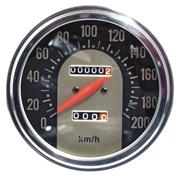 Hastighetsmätare F/B 2:1 Km/T,1962-67