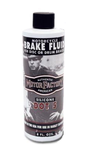 Dot 5 Silicon Brake  Fluid M/F