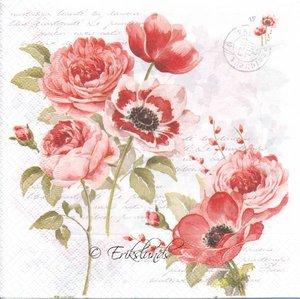 Fina blommor  8187