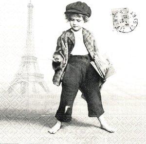 Pojke i Paris    sa4031