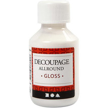 Decoupage lim/lack, Blank, 100ml  ds046