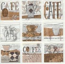 Små kaffe motiv
