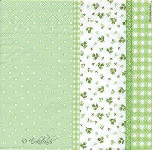 Pastell i grönt