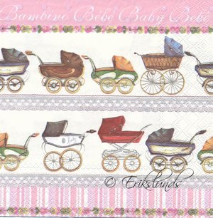 Barnvagnsparad