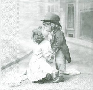 Kärlek barnpuss        sag1002