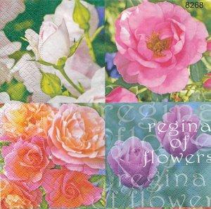 Regina of Flowers  8268