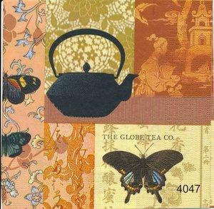 The globe tea co.   4047