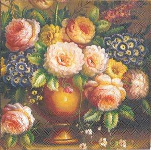 Blommor i ljuva nyanser  8188
