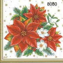 Julstjärnor  8080