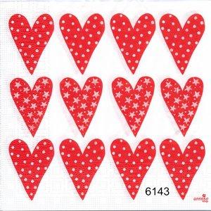 Hjärtan    6144