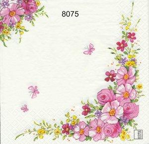 Blomranka  8075