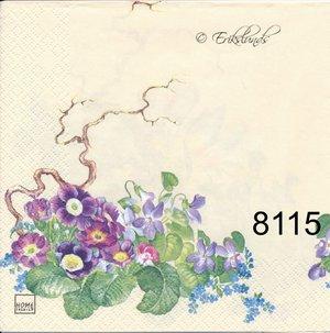 Vårens blommor  8115