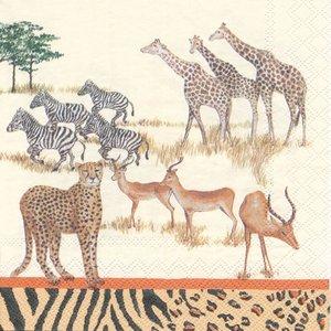 På savannen olika motiv   3145