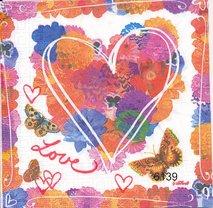 Love hjärta   6139