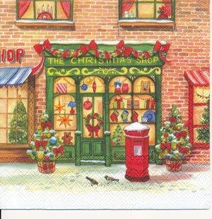 The christmas shop    sej2133