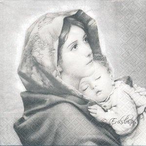 Kvinna med barn    sa4043