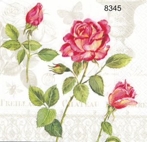 Fina rosor  8345