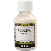 Decoupage lim/lack textil  100ml  ds044