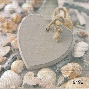 Betonghjärta och snäckor  9196