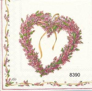 Blomsterhjärta  8390