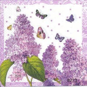 Syren och fjärilar  8273