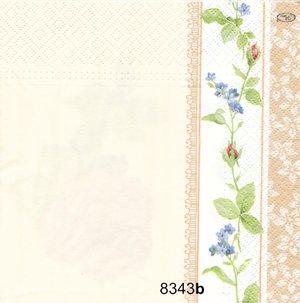 La Rose (olika motiv)  8343