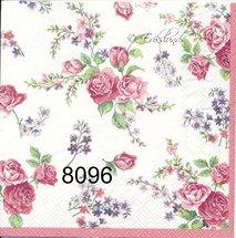 Små rosor  8096